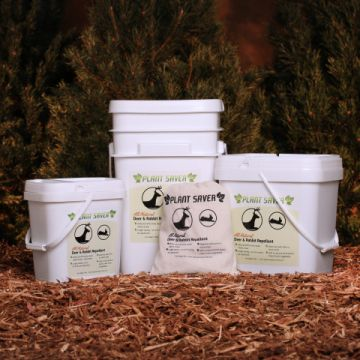Plant Saver™ Deer & Rabbit Repellent
