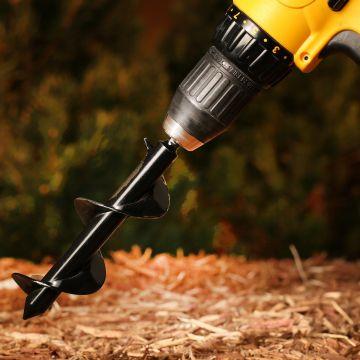 Plug Planting Auger